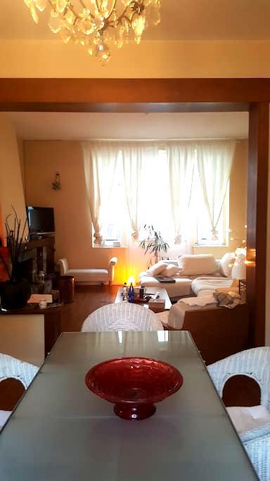 Chambres à louer Spa (Francofolies, F1,...) - Spa - Appartement