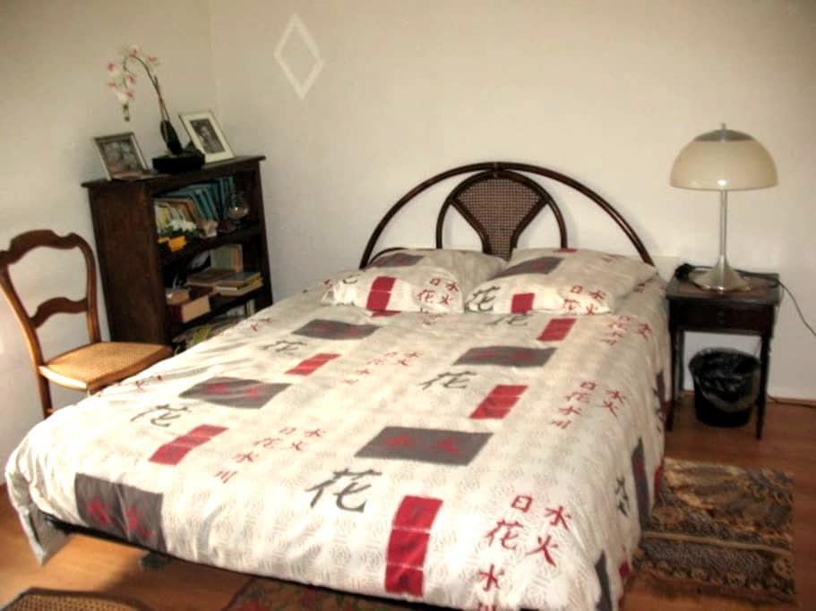 Chambre blanche - Pau - Bed & Breakfast