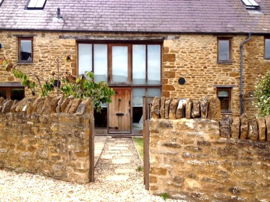 Converted barn in the Cotswolds. - Ledwell