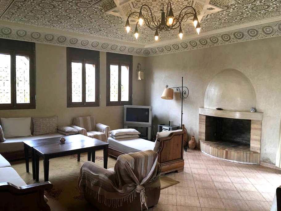 Beach Side Luxurious 1 Bedroom Villa Ref: 1086 - Agadir - Villa