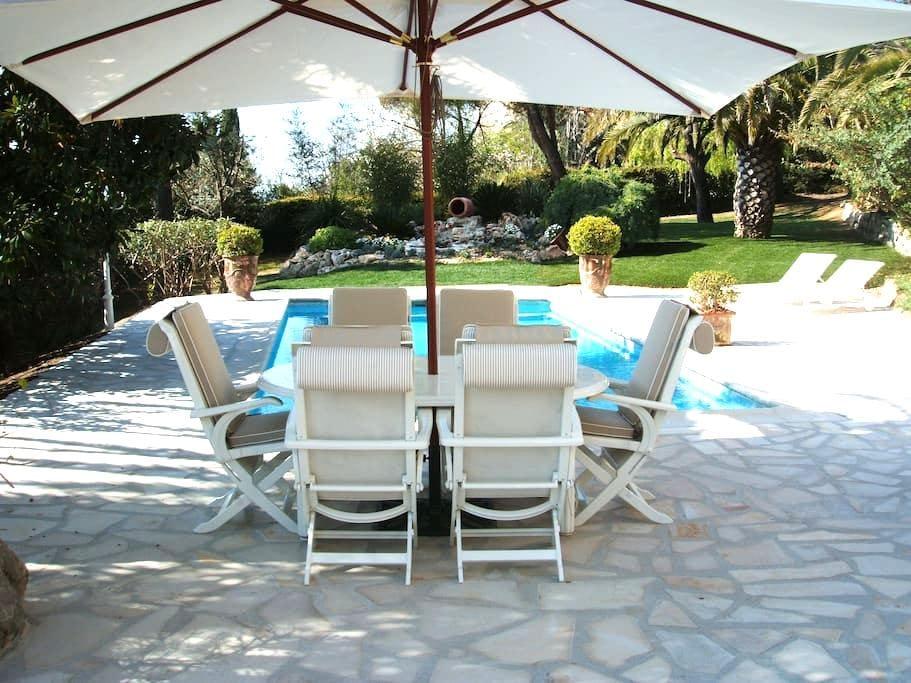 Côte d'Azur - Cozy house with pool - Gattières - House