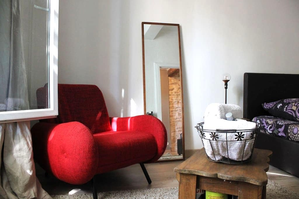 Apartment in town center, ideal for a couples - Lunel - Lägenhet
