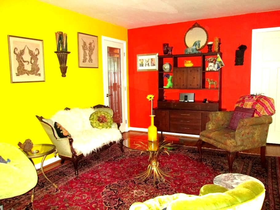 Stylish and comfortable brick ranch - Decatur