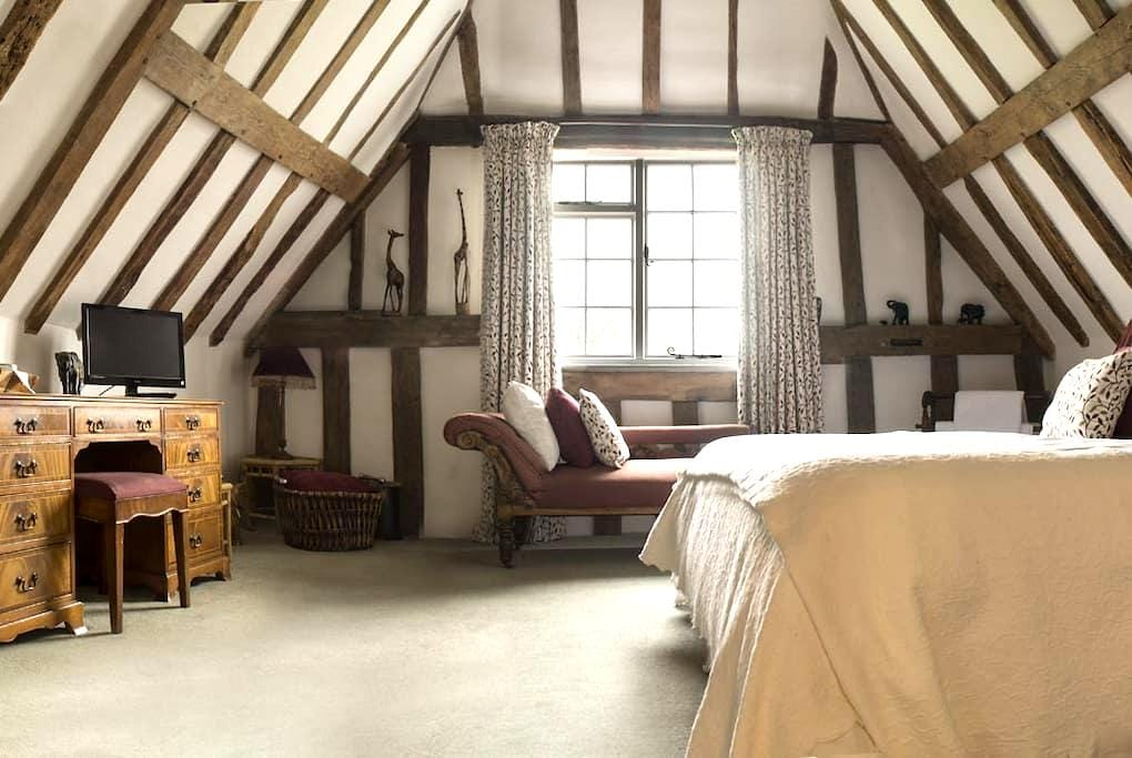 The Manor House, Old Romney - Old Romney - Bed & Breakfast