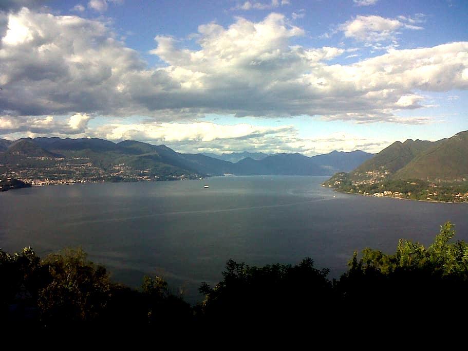 Il Tulipano Intra Lago Maggiore, centralissimo - Pallanza