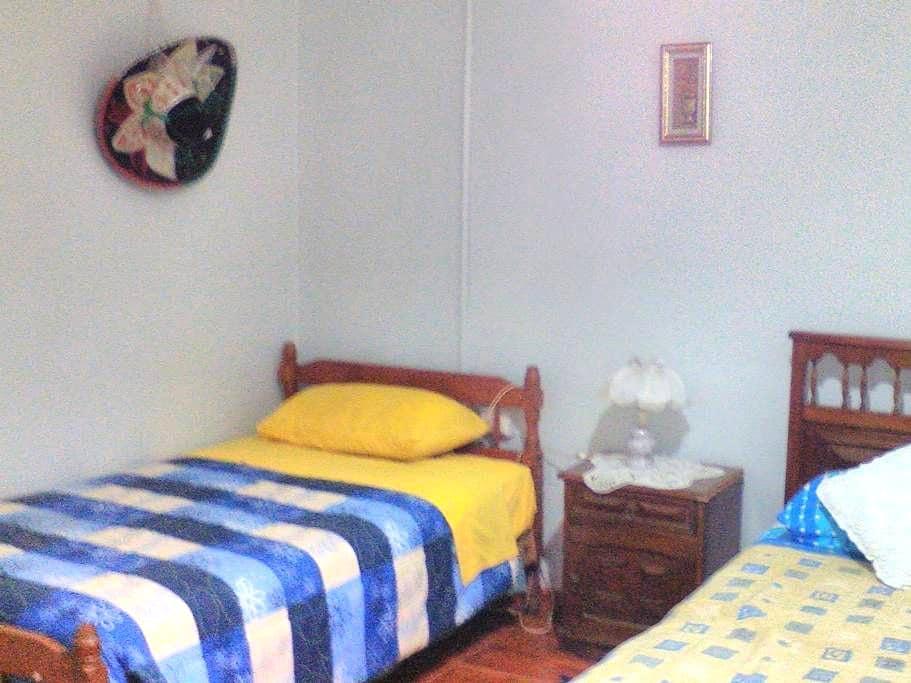 Habitación doble con baño - Талька