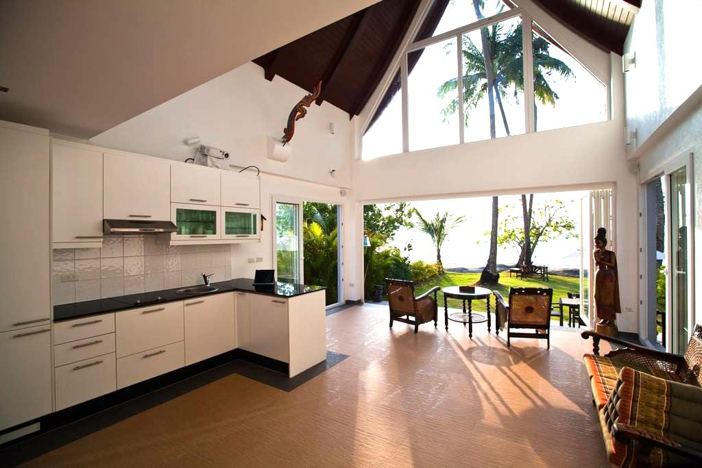 Absolute Beachfront Villa - Ko Chang