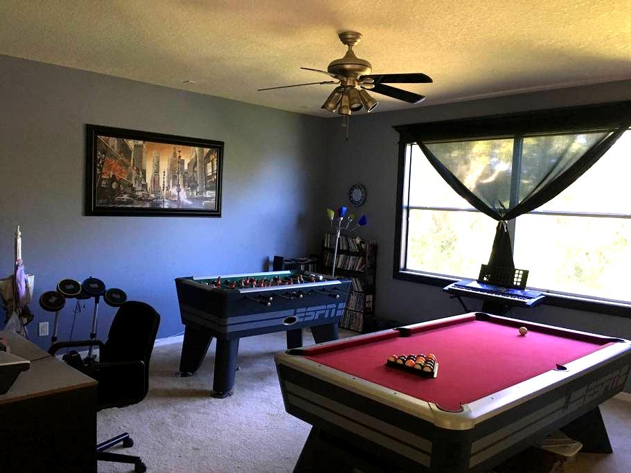 Quiet, Cozy in a Gated Community - Wesley Chapel - House
