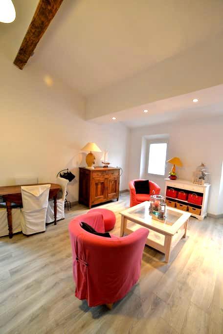 Appartement T2 neuf avec vue - Pierrefeu-du-Var - Appartement en résidence
