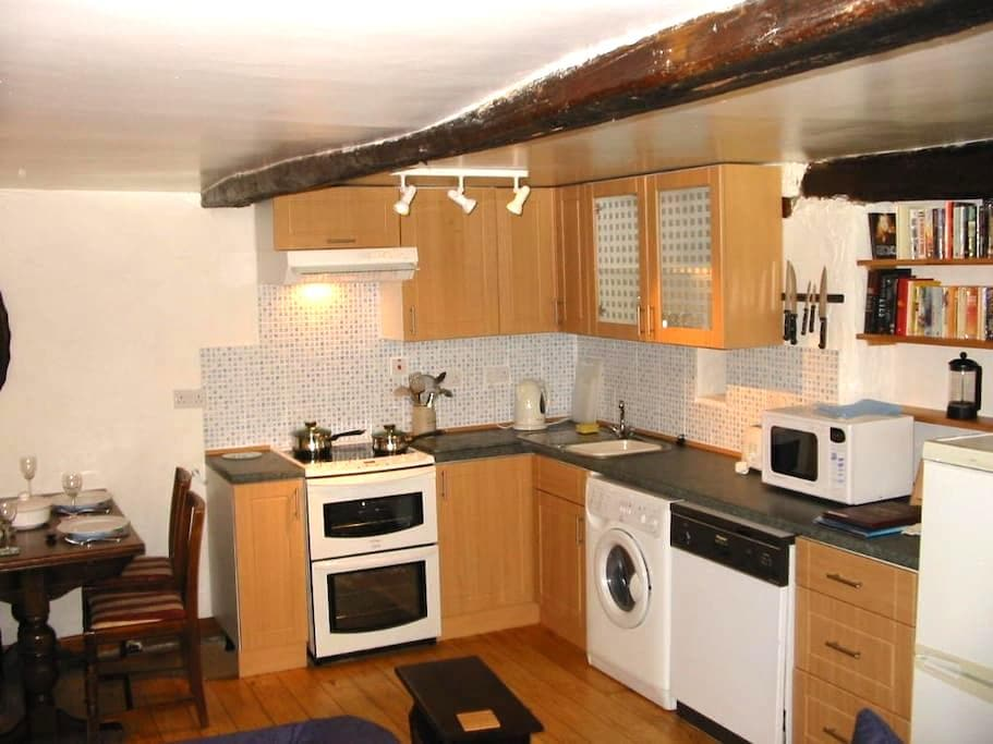 Cosy 2 bed country cottage Torver - Torver - Haus