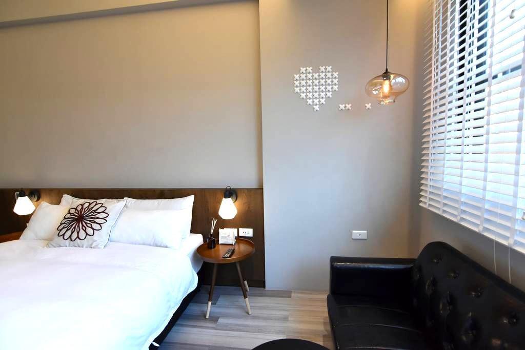 樸。肆巷 Simple life Room 4F - West Central District