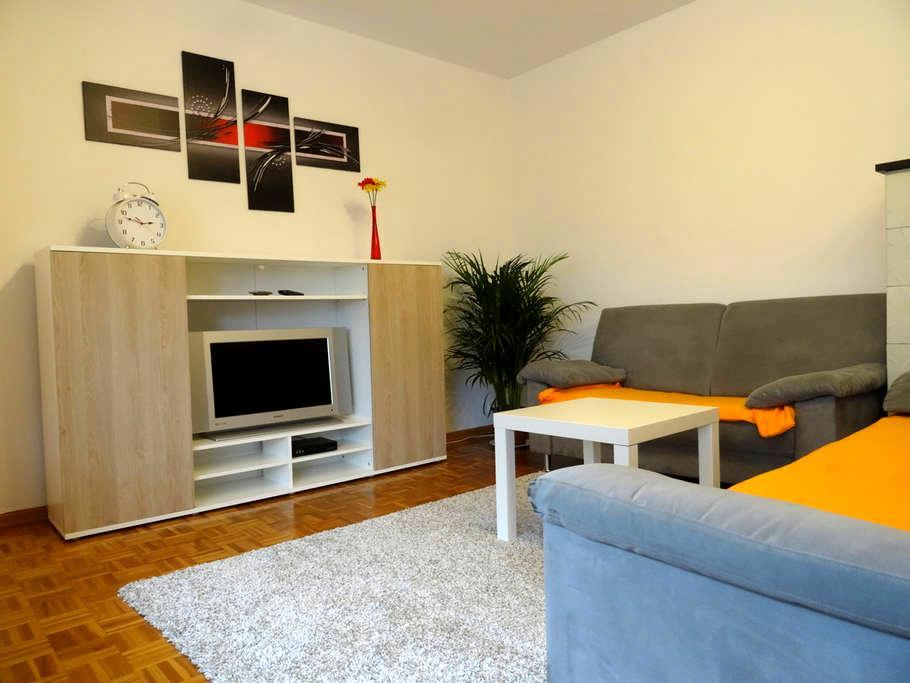 Ruhe und Gemütlichkeit in Messe-/Flughafennähe - Filderstadt - Wohnung