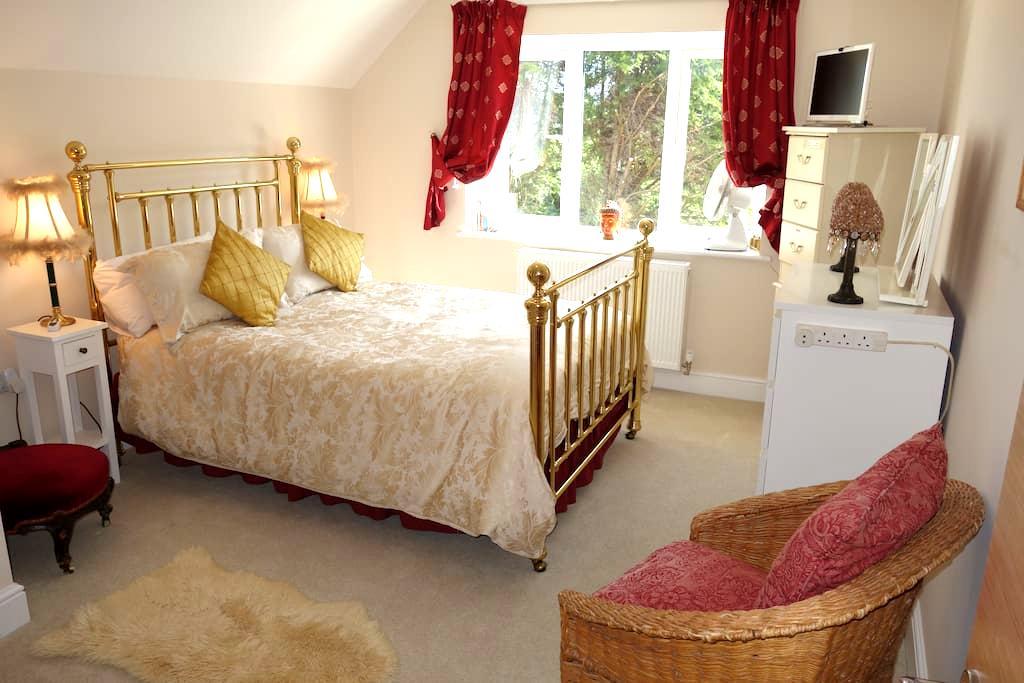 Double Room & En Suite in Beautiful Character Home - Alfold - 獨棟