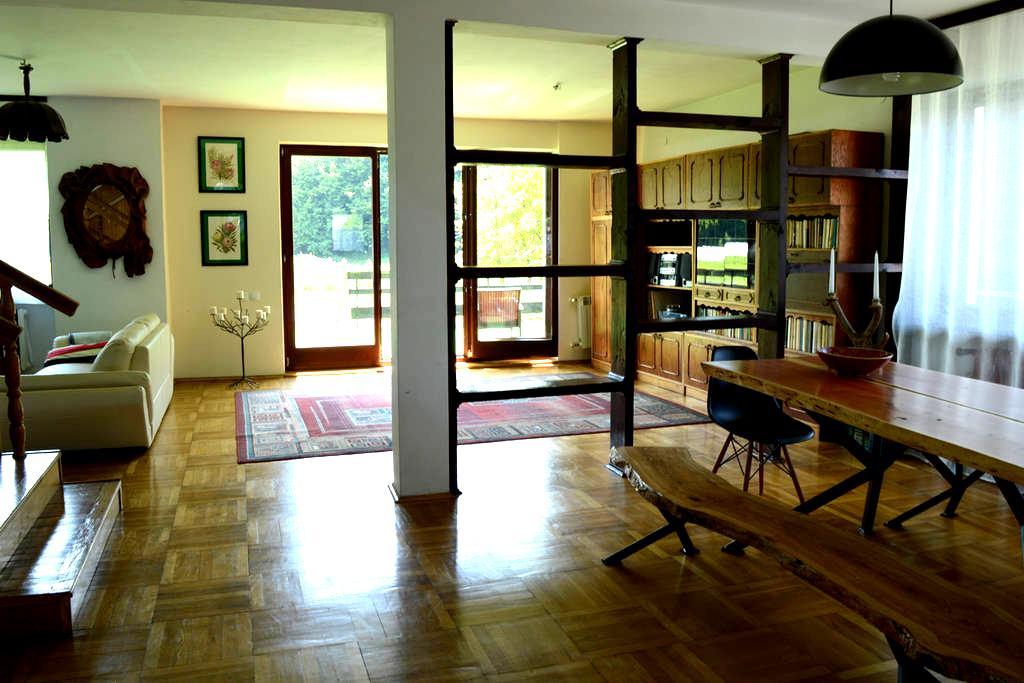 The perfect family destination - Strzeszyce - Casa