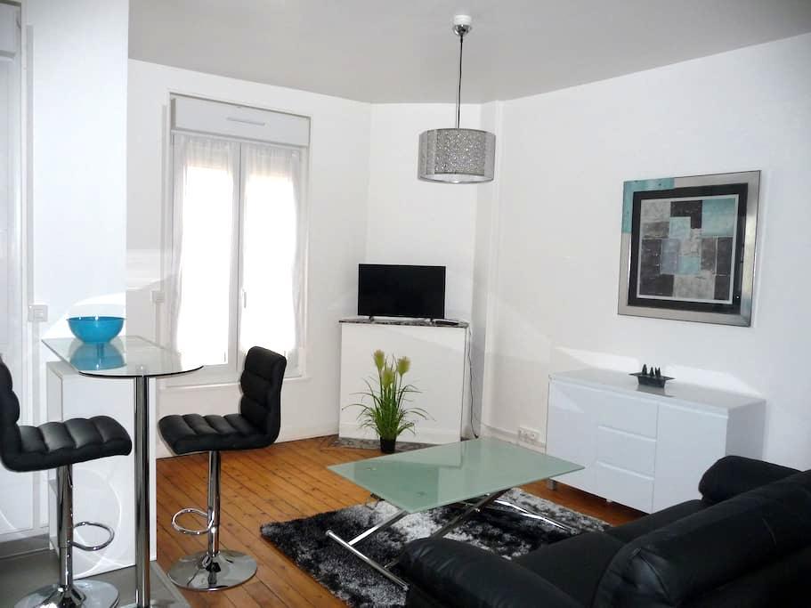 Appart cosy proche centre et tram - Reims - Appartement