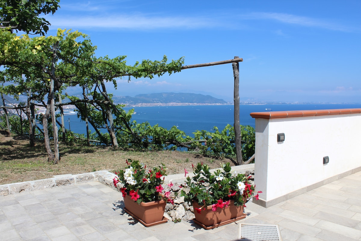 Terrazza sul golfo vacation homes for rent in cetara campania italy