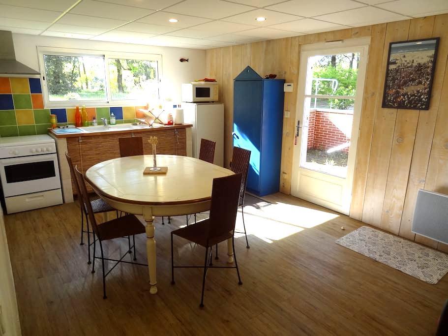 Appartement rénové T3 57m2 l'Amélie - Soulac-sur-Mer - Appartamento