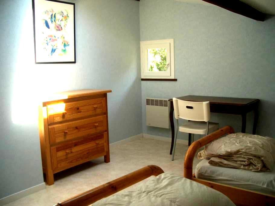 T3 bucolique - Lahonce - Appartement