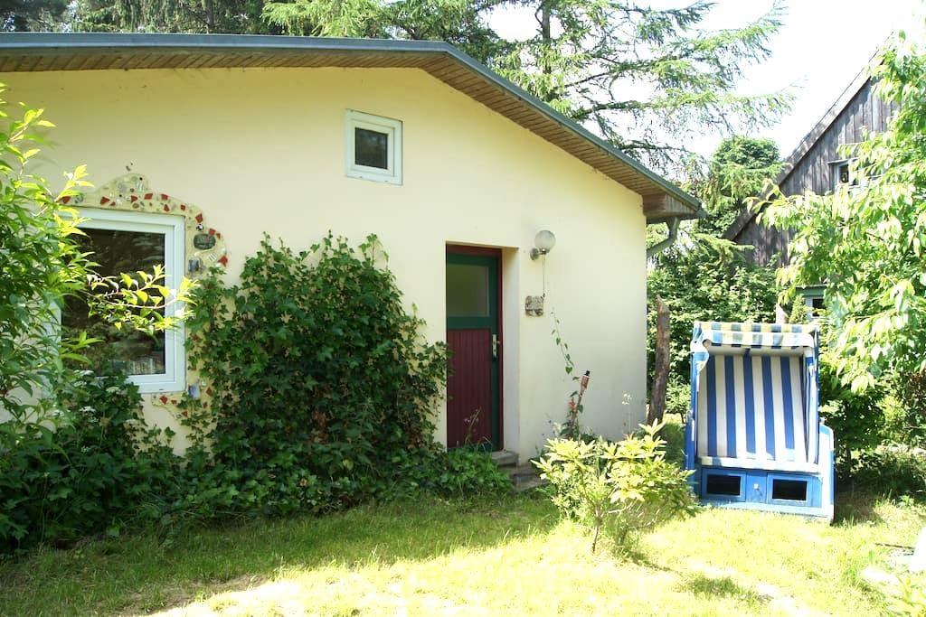 Ferienhäuschen Koldevitz (Rügen) - Garz - 小屋