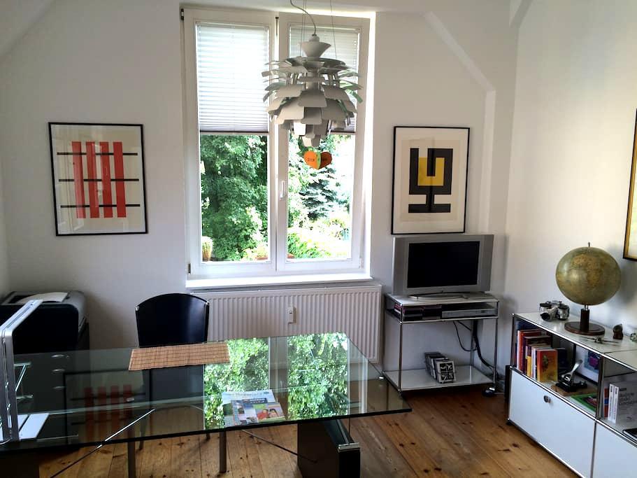 Kleine Wohnung am Müggelsee, Berlin - Berlin - Apartemen