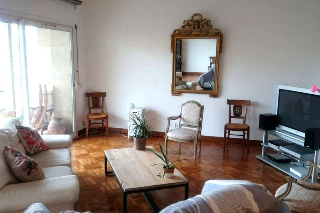 Chambre proche plages et centre - Marseille - Apartment