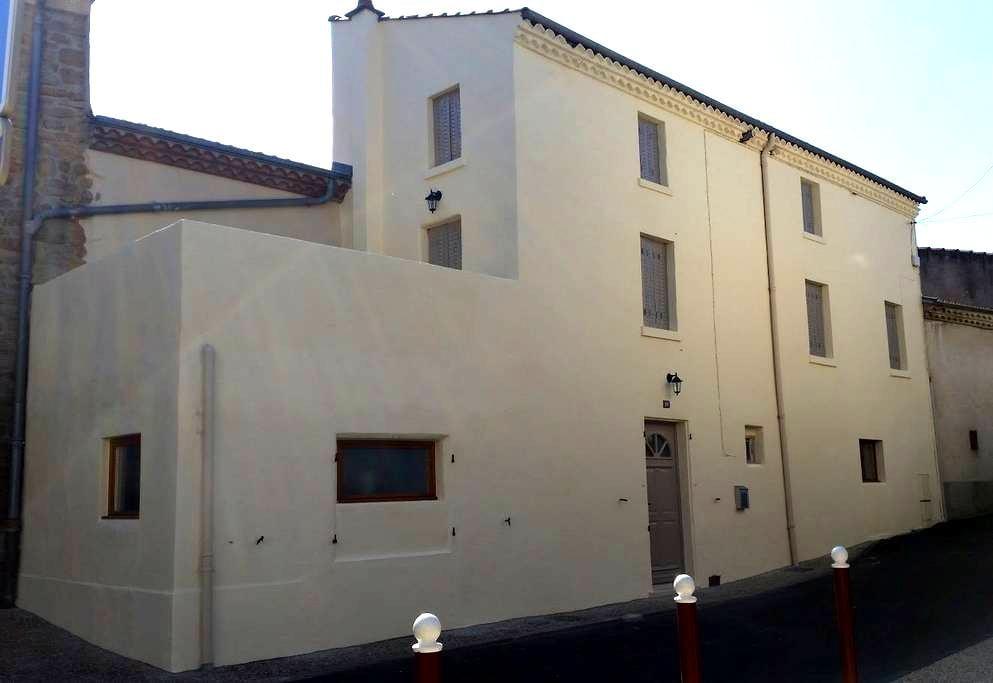 Jolie maison de ville à louer. - Sainte-Florine - Dom