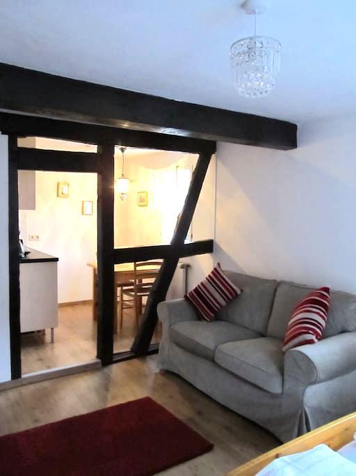 Zur Alten Weinkelter - Apartment Dornfelder - Ellenz-Poltersdorf - Lägenhet