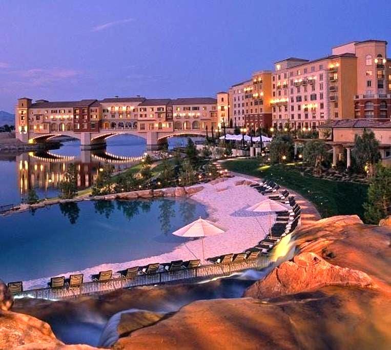 Modern Suite@ Lake Las Vegas Resort - ヘンダーソン