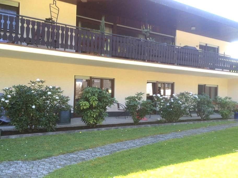 Komfortabel im grünen wohnen. NR 2 - Hausen (Wied) - Wohnung