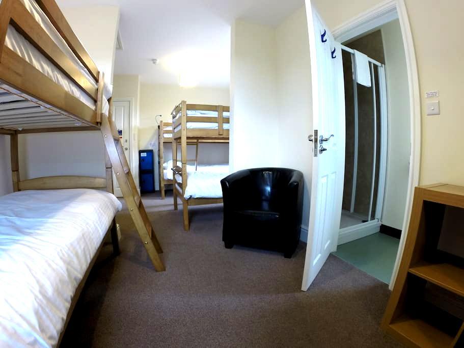 Cycle friendly, family run hostel - Penrith - Studentrum