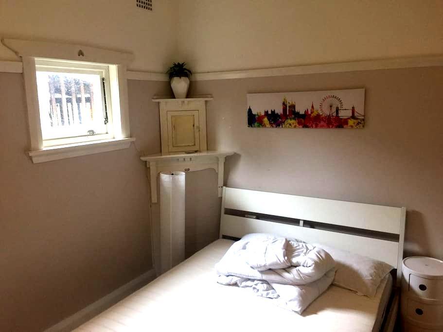 Quiet Cozy Convenient room in Burwood - Burwood - Huis