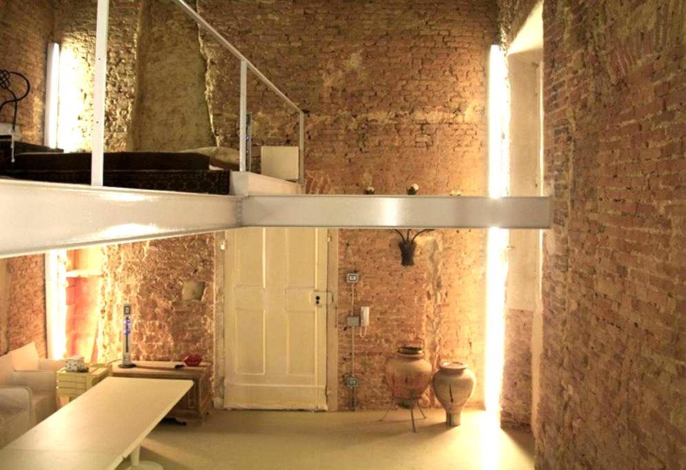 Wonderful loft in the city center - Bolonya - Çatı Katı