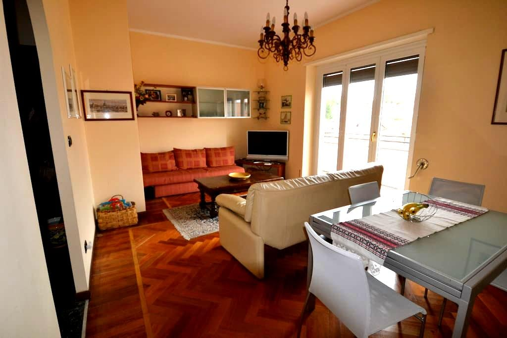 SIGNORILE APPT. IN CENTRO A VARESE - Varese - Appartement