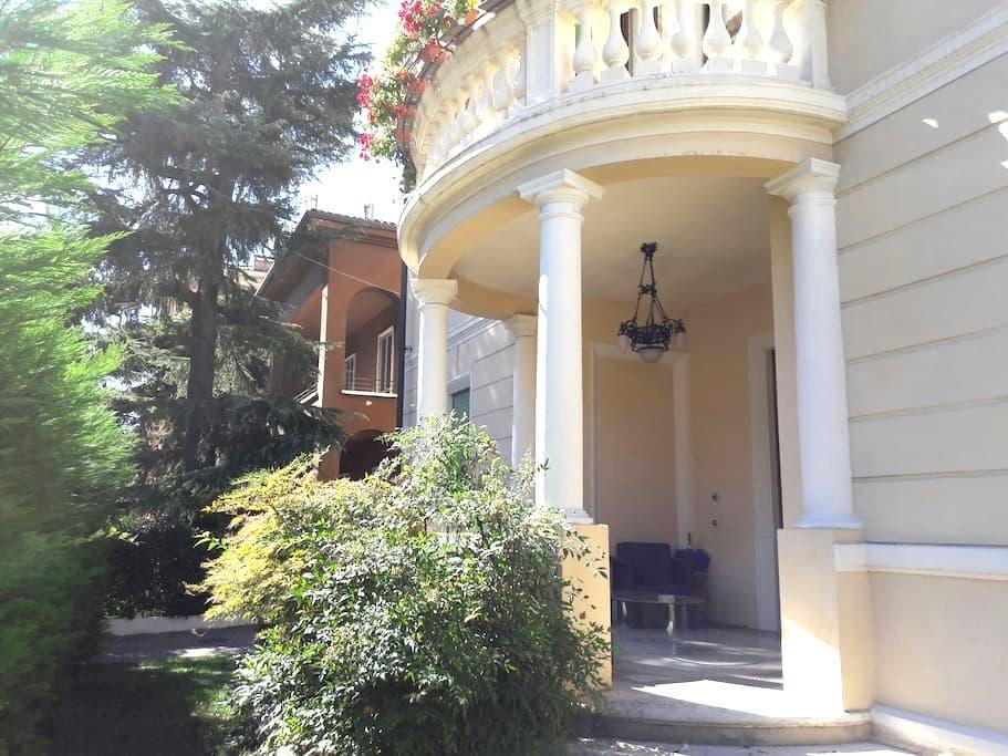 In a charming Liberty - Verona - Villa