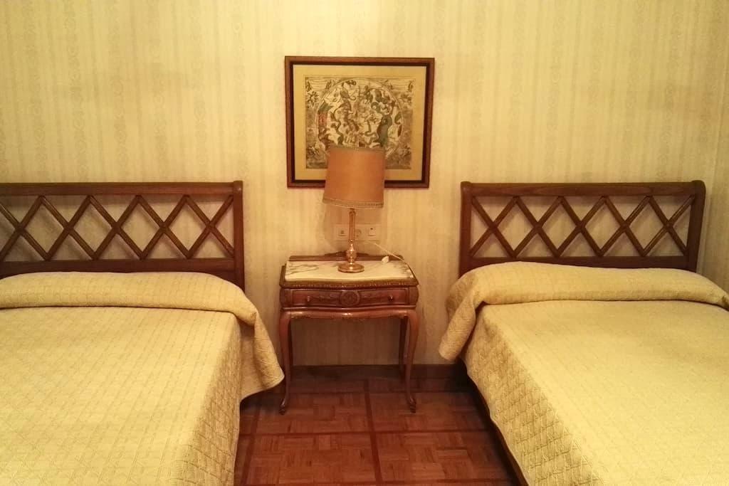 Habitacion doble dos personas - Salamanca - Guesthouse
