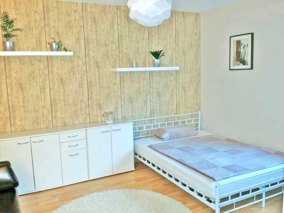 Nice room in the Old Town / Centre - Nuremberg - Apartamento