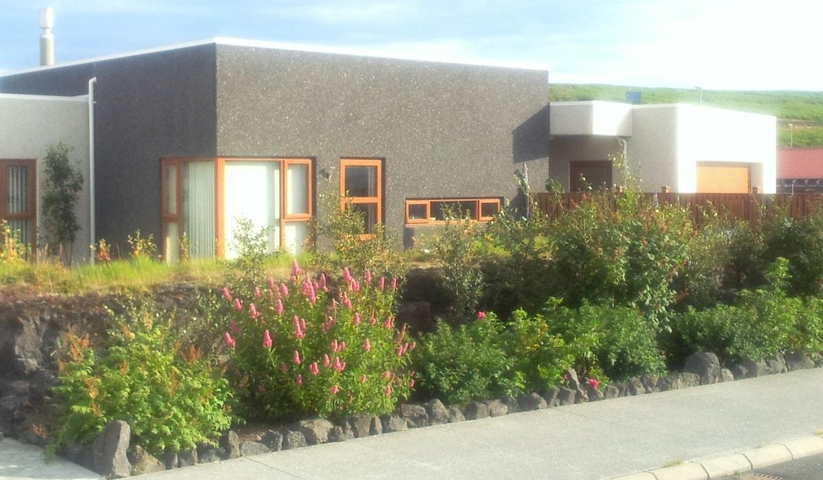 Family Villa in the Reykjavik area