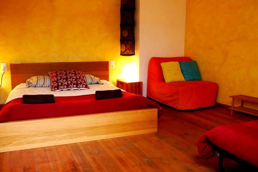 Apartment-loft in Besalú - Besalú - Apartemen