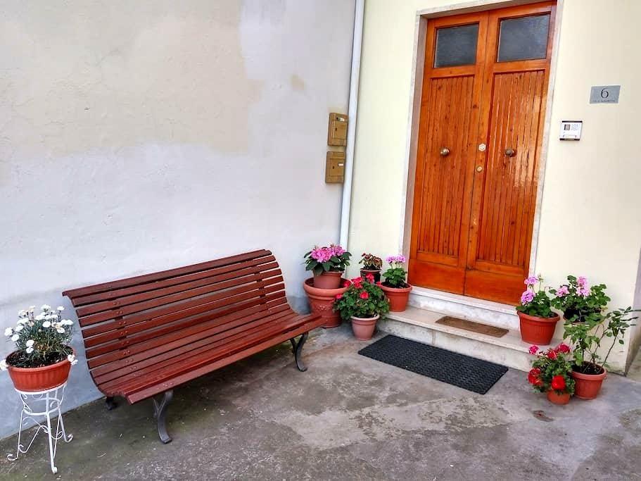 """Portobello - Residenza """"Santa Elisabetta"""" - Greve in Chianti - Lejlighed"""