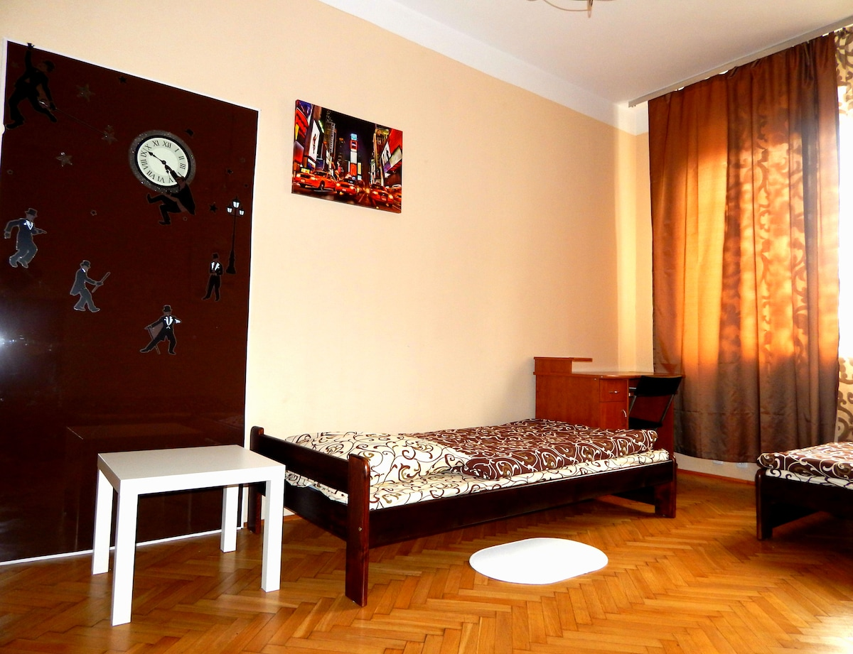 Cosy room in the center of Cracov!