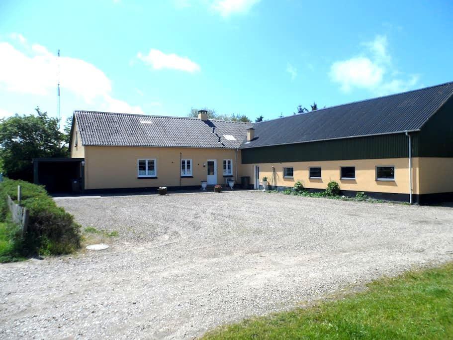 Lejlighed på bondegård, Rømø - Rømø - Apartamento