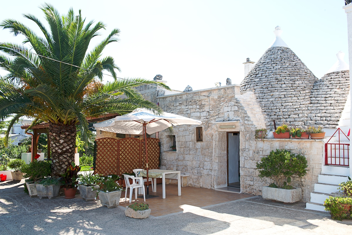 Stupendo TRULLO in Valle d'Itria