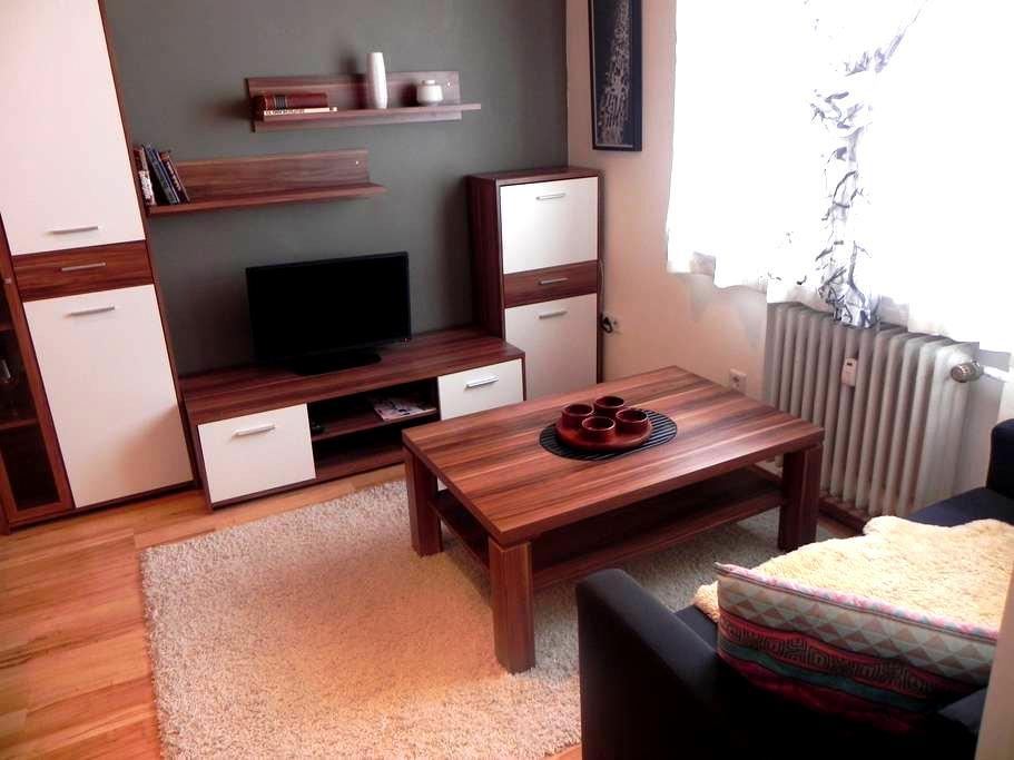 Apartment in Troisdorf 2 Zimmer, Dusche - Troisdorf - Byt