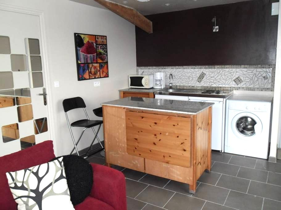 Joli meublé - Quimper - Apartment