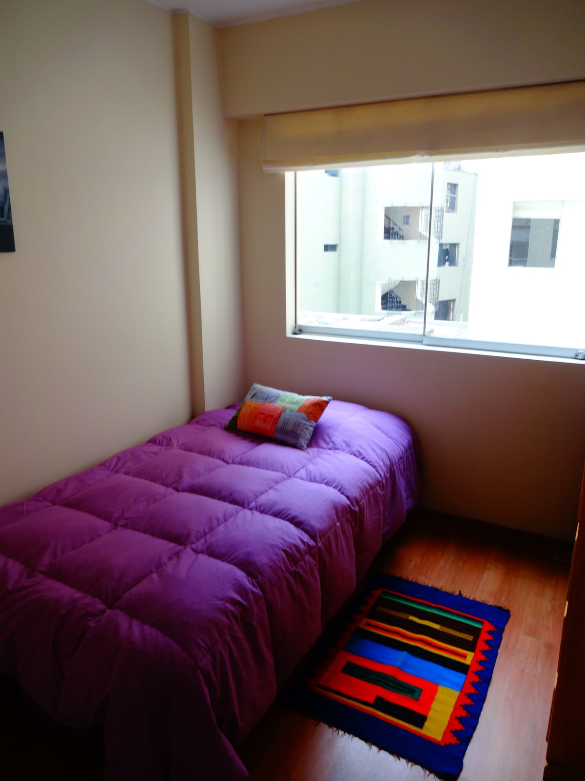 Budget single room in Miraflores