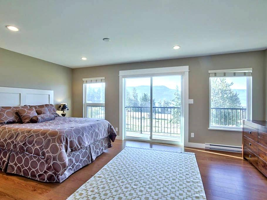 Spectacular room with lake view - Celista - Casa