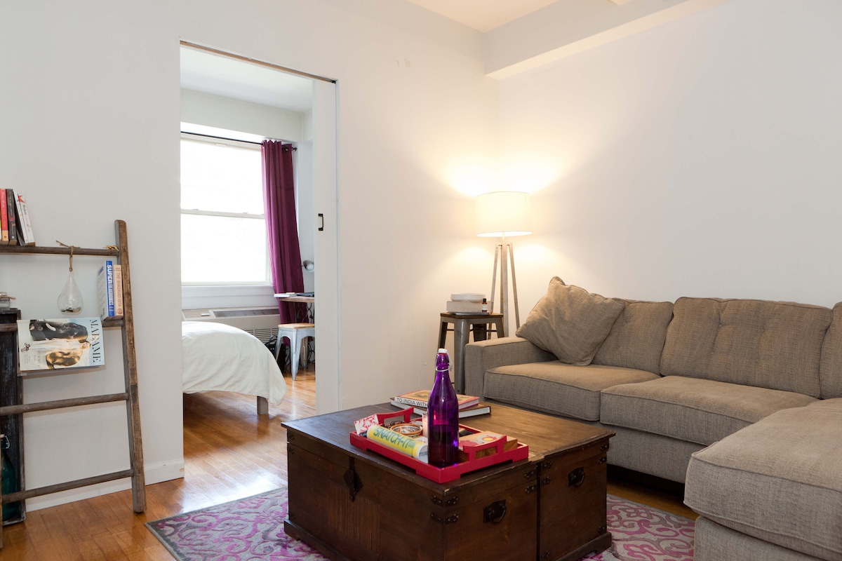 Cozy 2 Bedroom, Heart of the LES