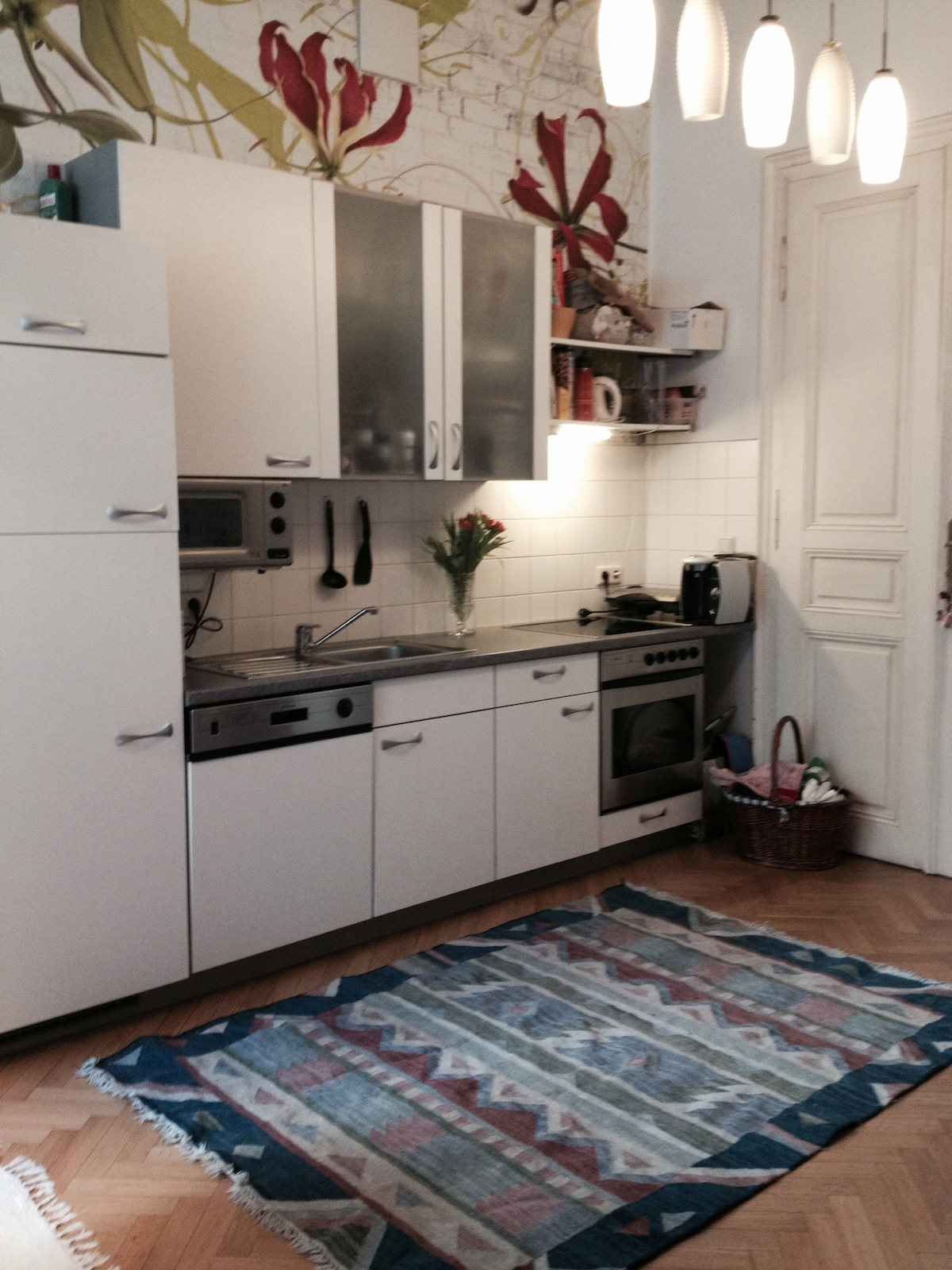 20m² in spacious&charming city apmt
