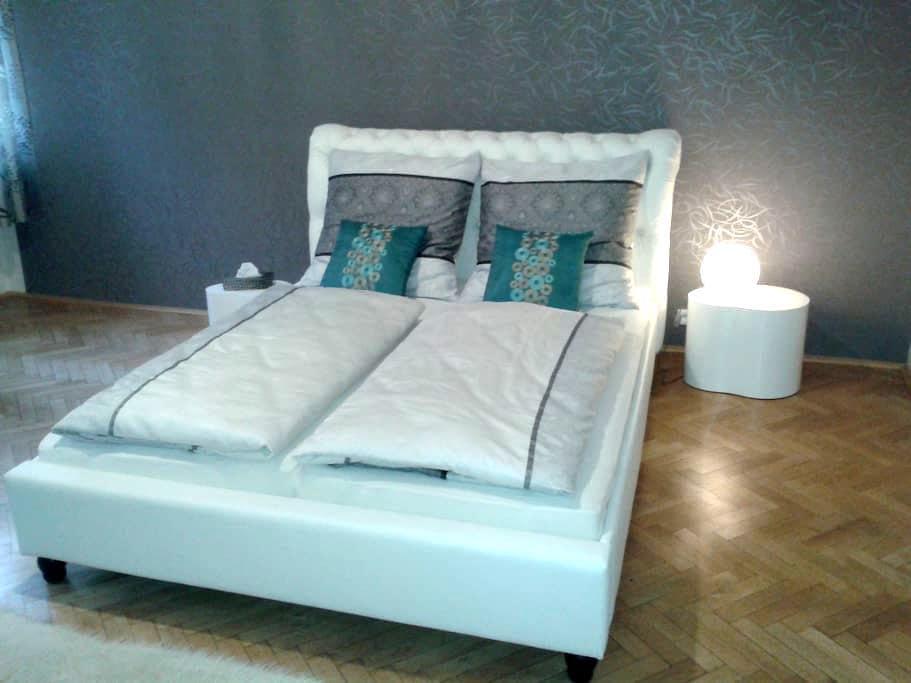 Luxusní Apartmán Cheb centrum - Cheb - Lejlighed