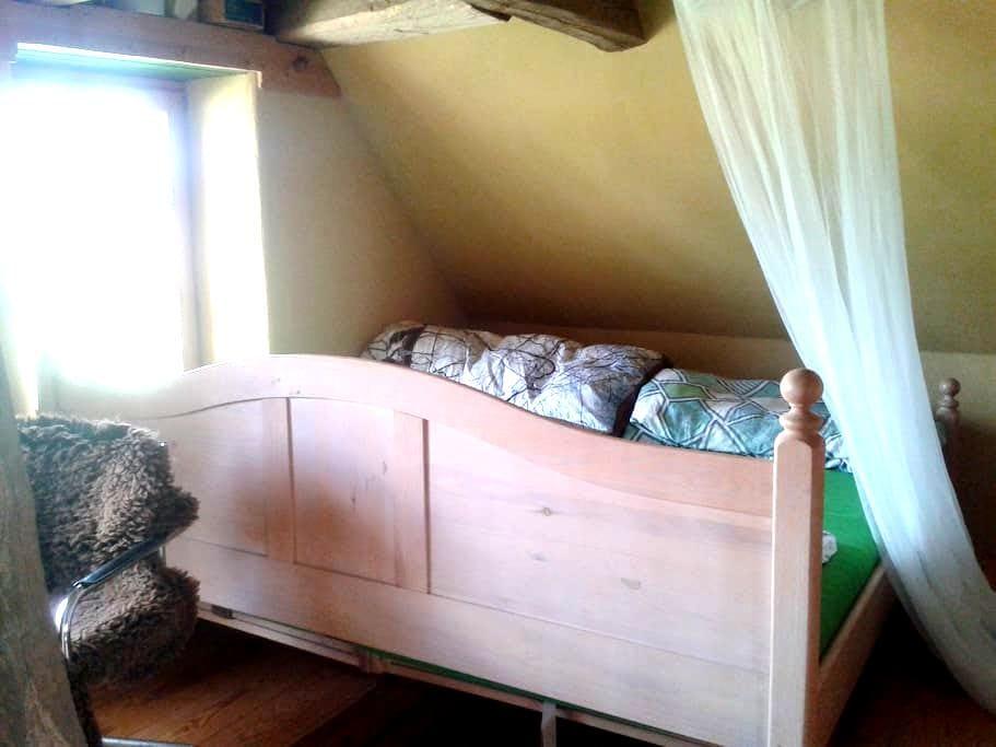 Das Ostzimmer in einer Büdnerei - Friedrichsruhe - Casa